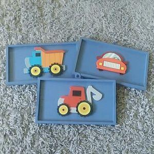 Handmade Nursery frames